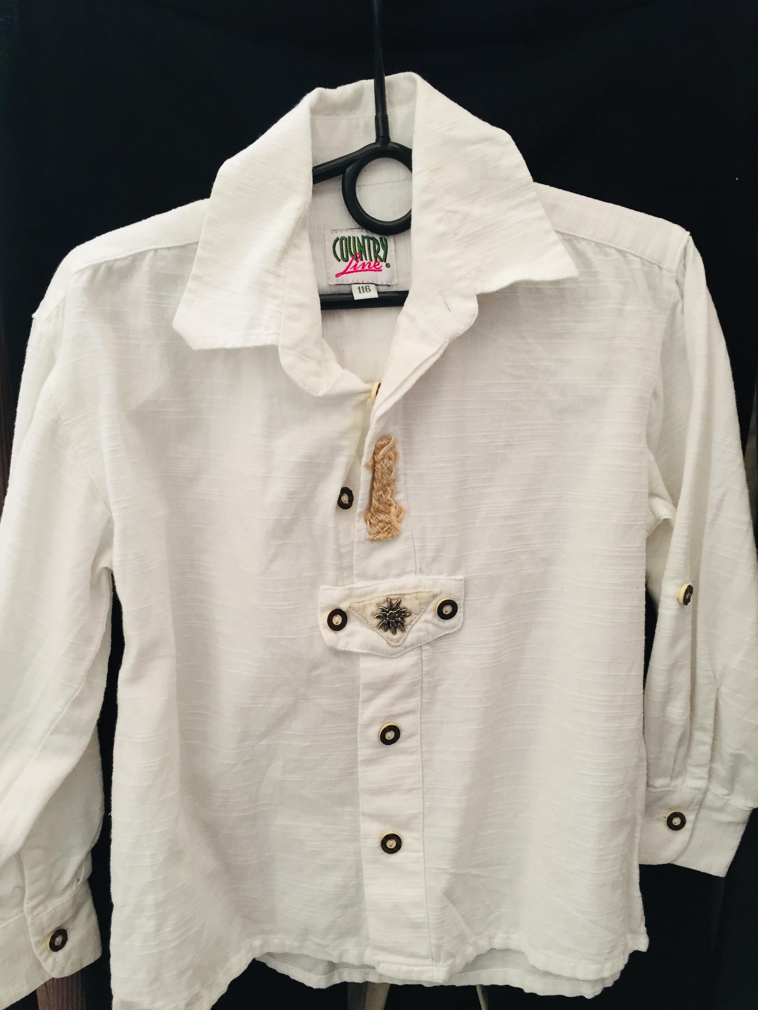 Chlapecká košile  80a40a2af4