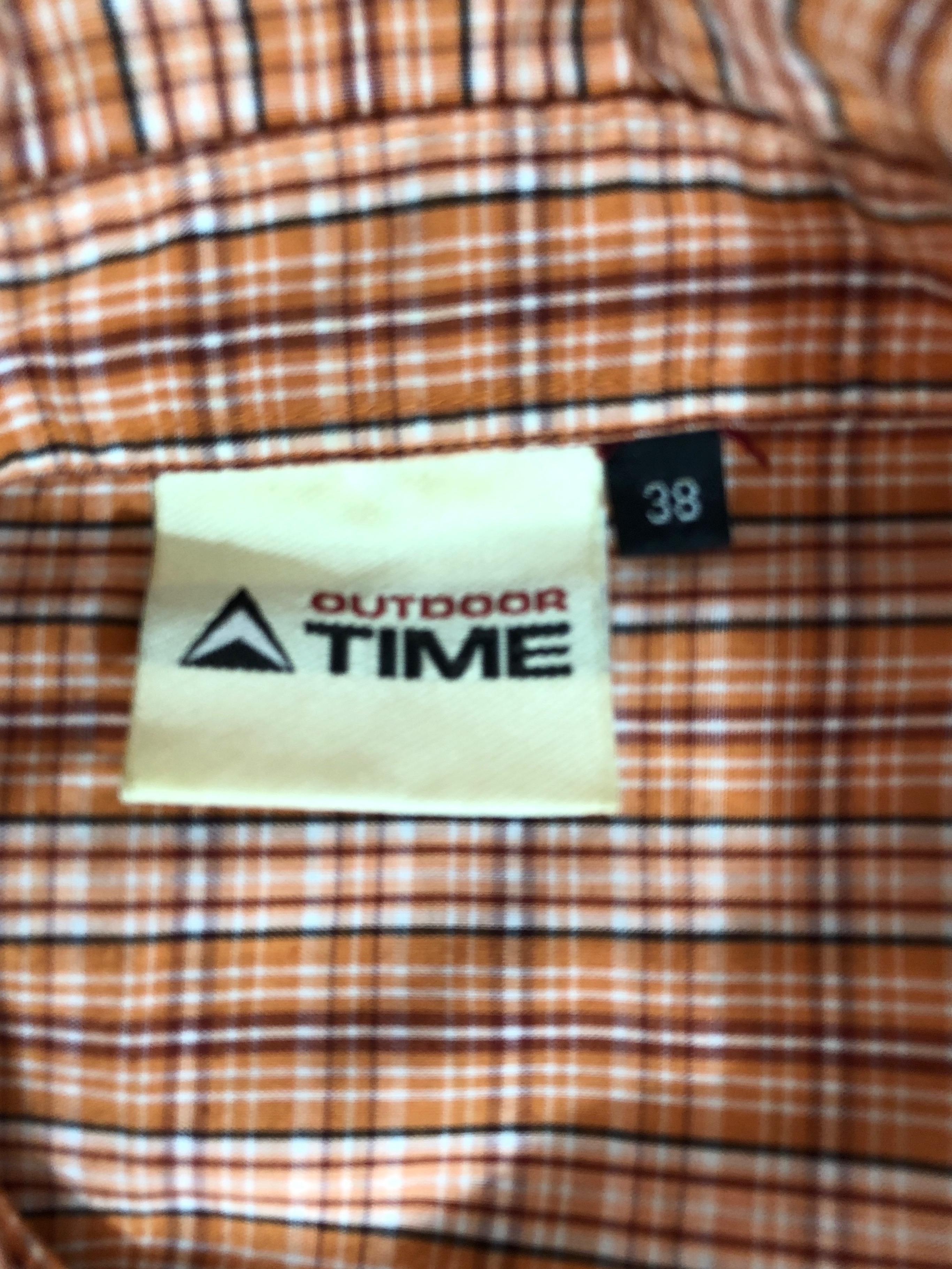 Košile Outdoor Time. Dostupnost  skladem 1 ks 831089d493